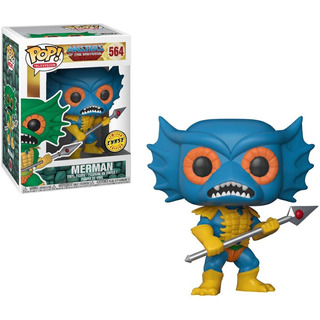 Funko Pop Merman #564 Master Of The Universe Chase Nextgames