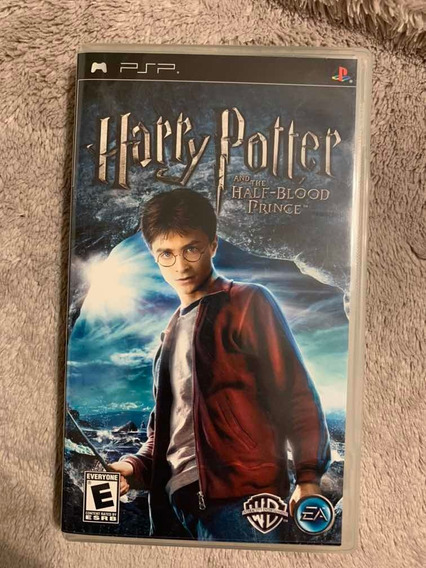 Harry Potter And The Half Blood Prince - Psp
