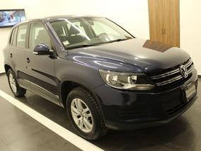Volkswagen Tiguan 5p 1.4 L4/1.4/t Aut