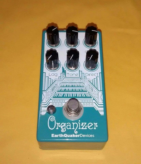 Pedal De Guitarra Earthquaker-organizer