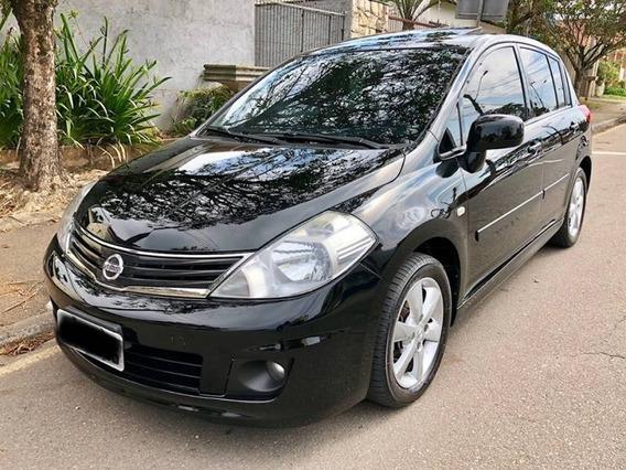 Nissan Tiida Sl 1.8 Automatico Impecavel