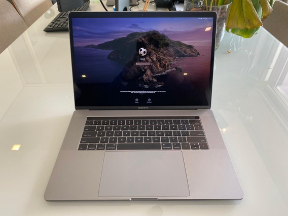 Macbook Pro Retina 15 Touchbar I7 2.6 Ghz Quadcore 16 Gb Ssd