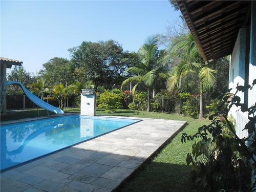 Chácara Residencial À Venda, Caucaia Do Alto, Cotia - Ch0118. - Ch0118