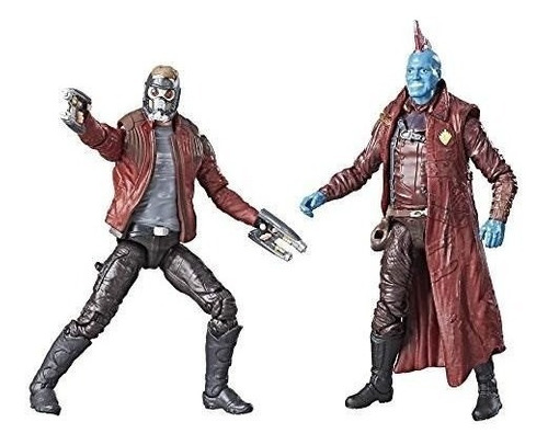 Marvel Legends Guardians Of The Galaxy 3.75 Estrella Señor