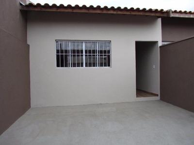 Aceita Financiamento Casa Residencial À Venda, Jardim Dos Ipês, Sumaré. - Ca0494