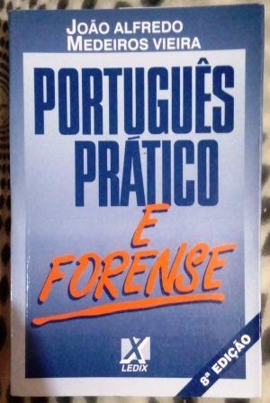 Livro - Português Prático E Forense