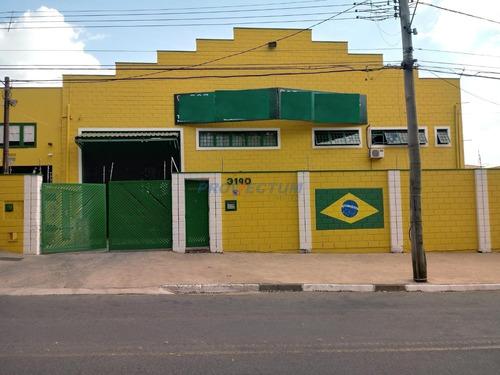 Barracão À Venda Em Jardim Centenário - Ba245651