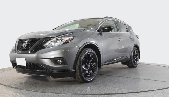 Nissan, Murano, 2019, Exclusive Midnight, Color Gris