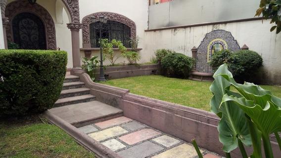 Casa En Venta En Polanco, 4 Autos, 9 Rec., 5 B., 437 M2