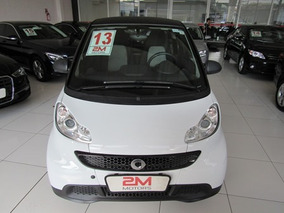 Smart Fortwo 1.0 Mhd Coupé 3 Cilindros 12v Gasolina 2p Aut
