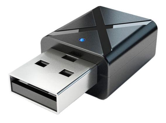 Adaptador Bluetooth 5.0 Transmissor E Receptor Áudio Carro