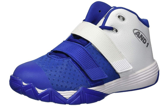 Tenis Basquetbol Hombre And1 Chosen One Ii Basketball Azul