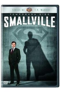Smallville Decima Temporada 10 Serie Dvd