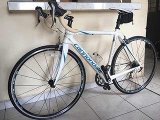 Bicicleta De Ruta Cannondale Súper Six Carbón