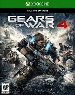 Gears Of War 4 Xbox One Digital Codigo