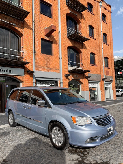 Chrysler Town And Country 3.6l At Sec.