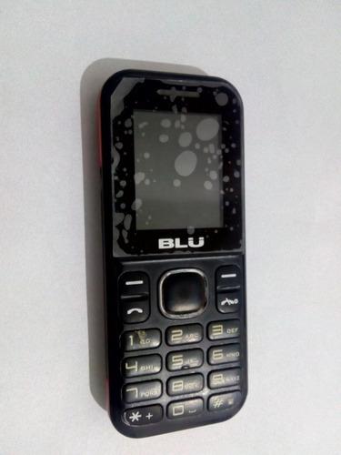 Blu Z3 Dual Sim 32 Mb Preto/vermelho 24 Mb Ram