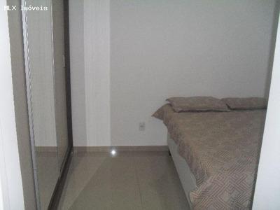 Apartamento A Locação Em Mogi Das Cruzes, Cesar De Souza, 2 Dormitórios, 1 Suíte, 2 Banheiros, 1 Vaga - 886