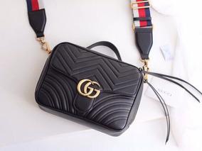 Bolsa Gucci Repl 1º Linha (couro Legitimo)