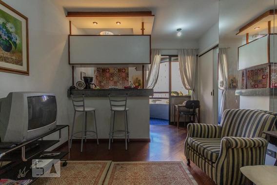 Apartamento No 8º Andar Com 1 Dormitório E 1 Garagem - Id: 892937448 - 237448