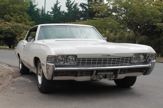 Chevrolet Caprice 1968 Coupe