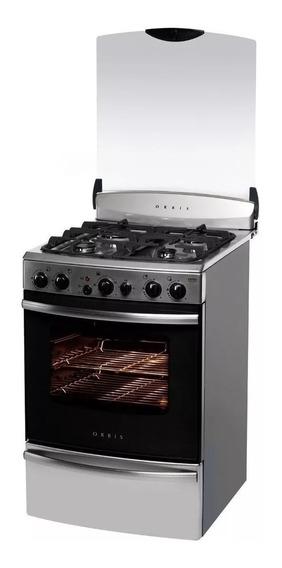 Cocina Orbis 978aco Serie 3 Inox Grill 55cm