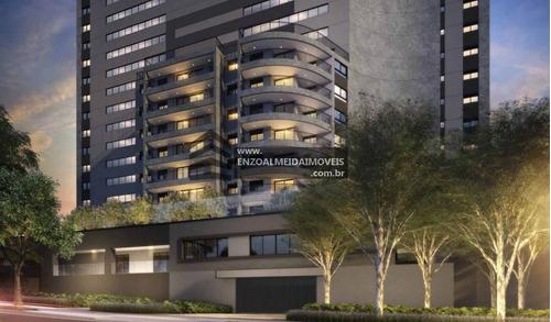 Apartamento Para Venda Em São Paulo, Brooklin, 2 Dormitórios, 1 Vaga - 10528_1-1345033