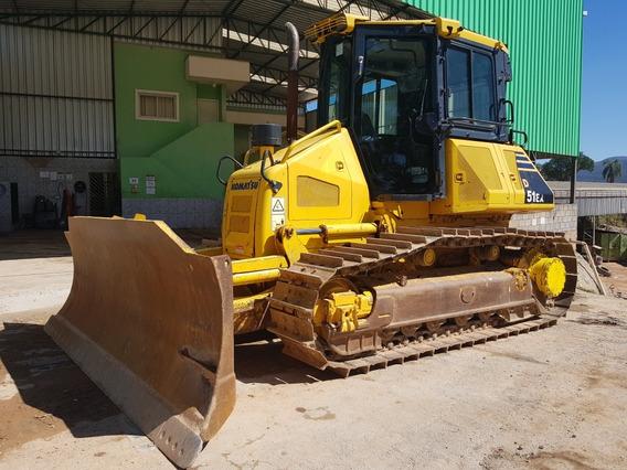 Trator De Esteira D 51 Ex Komatsu 2011 D51 Ex
