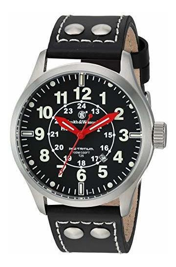 Smith And Wesson Sww-grh-1 Mumbai Lamplighter Reloj Suizo Tr