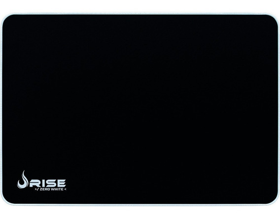 Mousepad Rise Mode Gamer Zero Branco - G Costu Rg-mp-05-zw