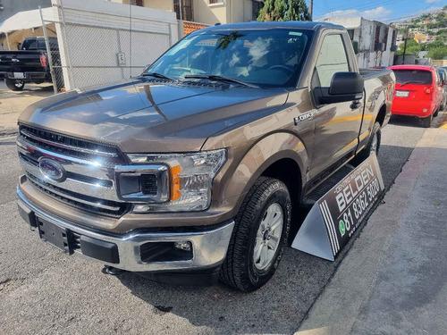 Imagen 1 de 10 de Ford Lobo 2019 Reg Cab Xlt 4x4