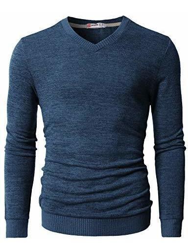 Sweater Henley Casual Vestir Hollister Abercrombie