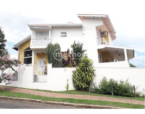 Casa Venda Condomínio San Conrado Sousas Sp - Ca00334 - 68381805