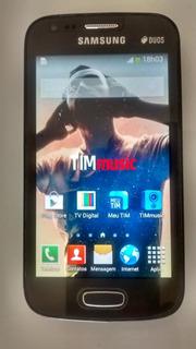 Celular Samsung Galaxy S2 Duos Tv Gts7273t Televisão Digital