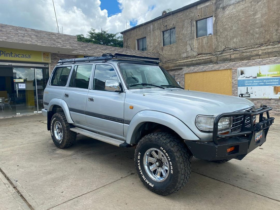 Toyota Burbuja 4x4 Full Time
