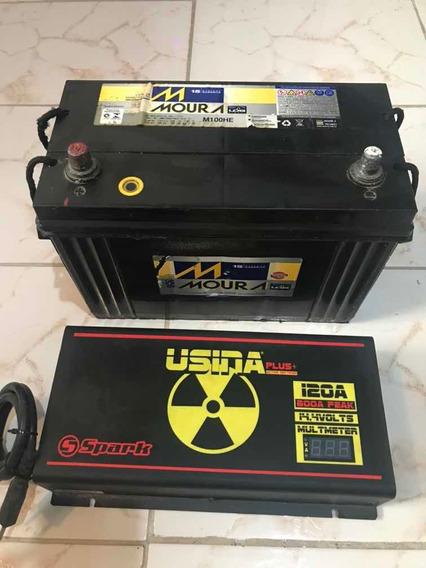 Bateria E Fonte