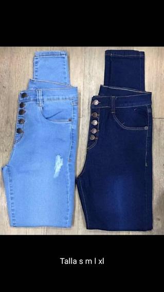 Oferta En Jeans De Damas Strech En Super Oferta