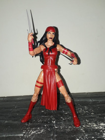Elektra Marvel Legends 16 Cm Pronta Entrega
