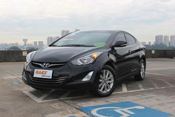 Hyundai Elantra 2.0 Gls 2015 Preto