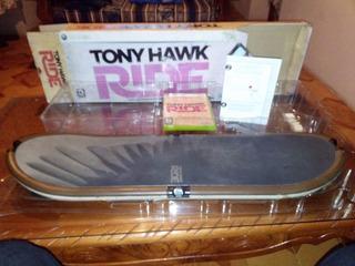 Juego Xbox 360 Tony Hawk Ride Y Accesorios Varios.