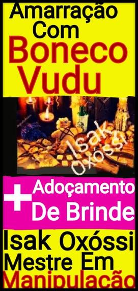 Amarração Amorosa Bonecos Vudu, Maria Padilha