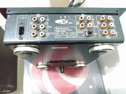 Mixer Technics Sh-dj 1200