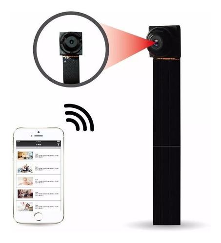 Camara Espia Mini Wifi P2p Ip Fullhd 1080p App Para Android Y iPhone Max 32gb Video En Vivo 24/7 De Gogo Electronics