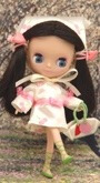 Muñeca Petite Blythe Cherry Berry Exclusivo Toy R Us