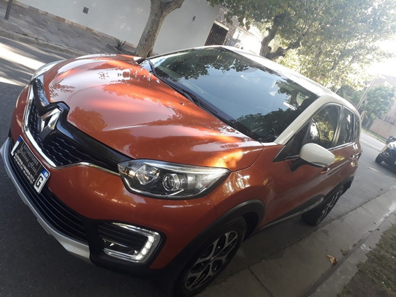Renault Captur 2.0 Intens Caja Manual De 6ta Año 2017