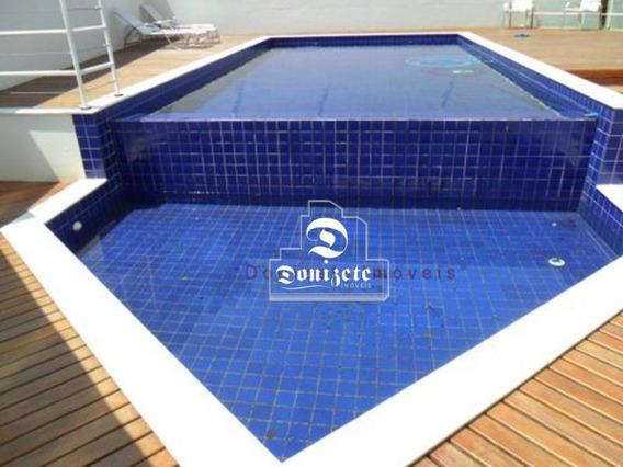 Apartamento Com 3 Dormitórios À Venda, 133 M² Por R$ 890.000,00 - Vila Assunção - Santo André/sp - Ap3455
