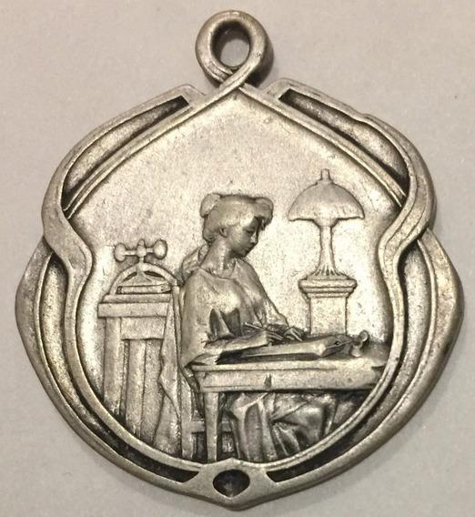 Medalla 1° Congreso Contadores Publicos Argentina Bs As 1905