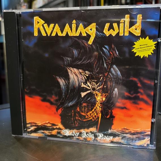 Running Wild - Under Jolly Roger Cd