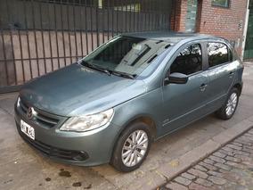 Volkswagen Gol Trend 2009 5 Puertas Pack 3, Full, Titular.