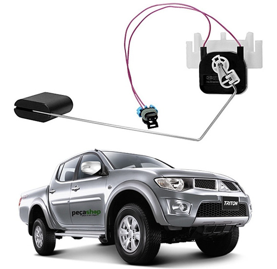 Sensor Nível Combustível L200 Triton Flex/diesel Ds23158
